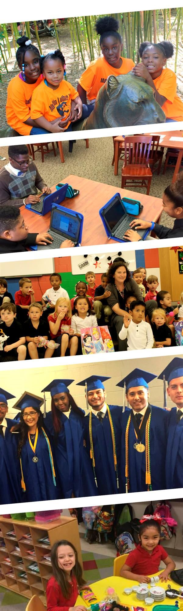 OKCPS Student Images