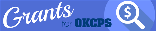 Grants for OKCPS graphic