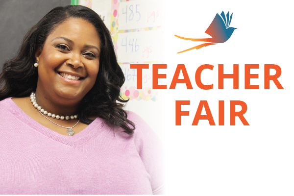 Teacher Fair >  March 11th from 4:30pm - 6:00pm at Douglass HS