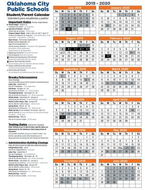 Calendario Chelsea 2020.Calendars Student Calendars