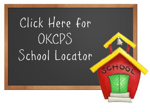 click here for school locator button