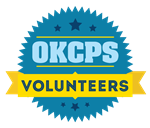 OKCPS Volunteer Logo