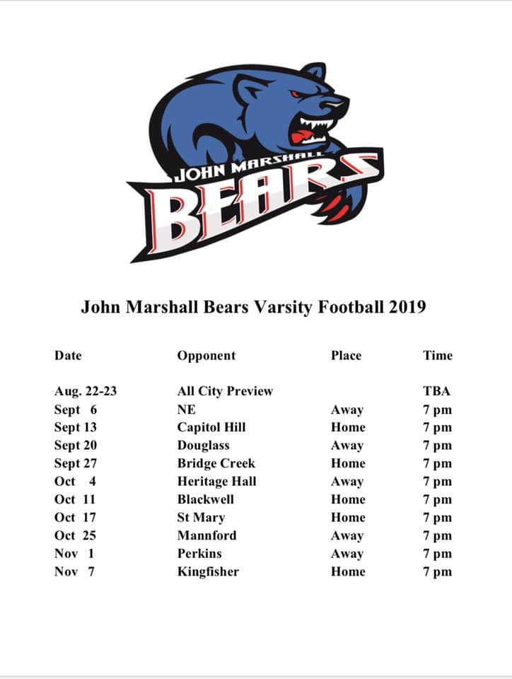 John Marshall High School / Homepage