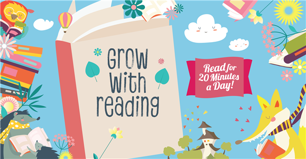Grow with Reading Header Image