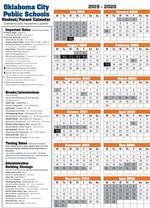 Calendars / Student Calendars