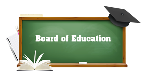 Board of Education / Welcome