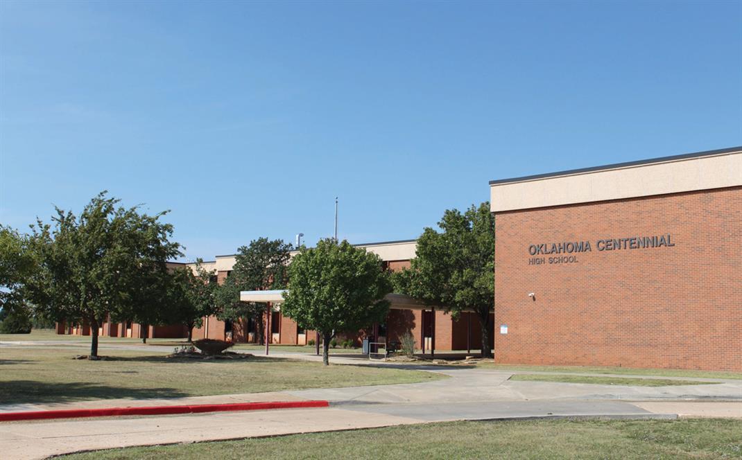Oklahoma Centennial Mid-High School ...