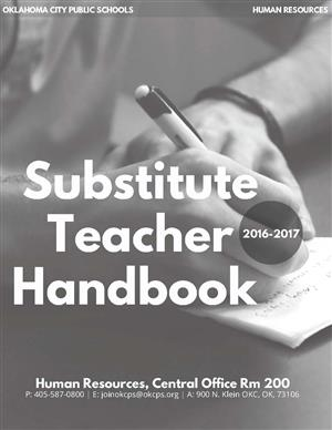 Human Resources / Become a Substitute