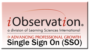iObservation SSO icon