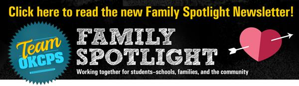 Family Spotlight Header